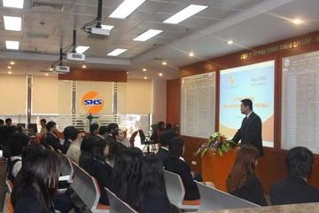 SHS: Miễn nhiệm chức Tổng giám đốc với ông Hoàng Đình Lợi từ ngày 1/4/2014
