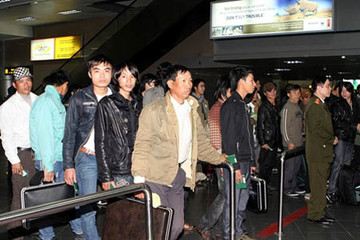 Lao động Việt Nam có thể trở lại Nhật làm việc lần hai