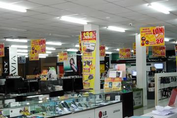 Siêu thị điện máy Chợ lớn giảm giá mua hàng online