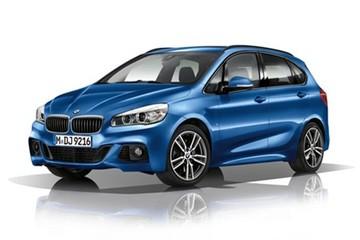 BMW serie 2 Active Tourer thể thao hơn với M Sportd