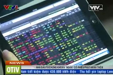 Bản tin tài chính VTV1 sáng 31/3/2014