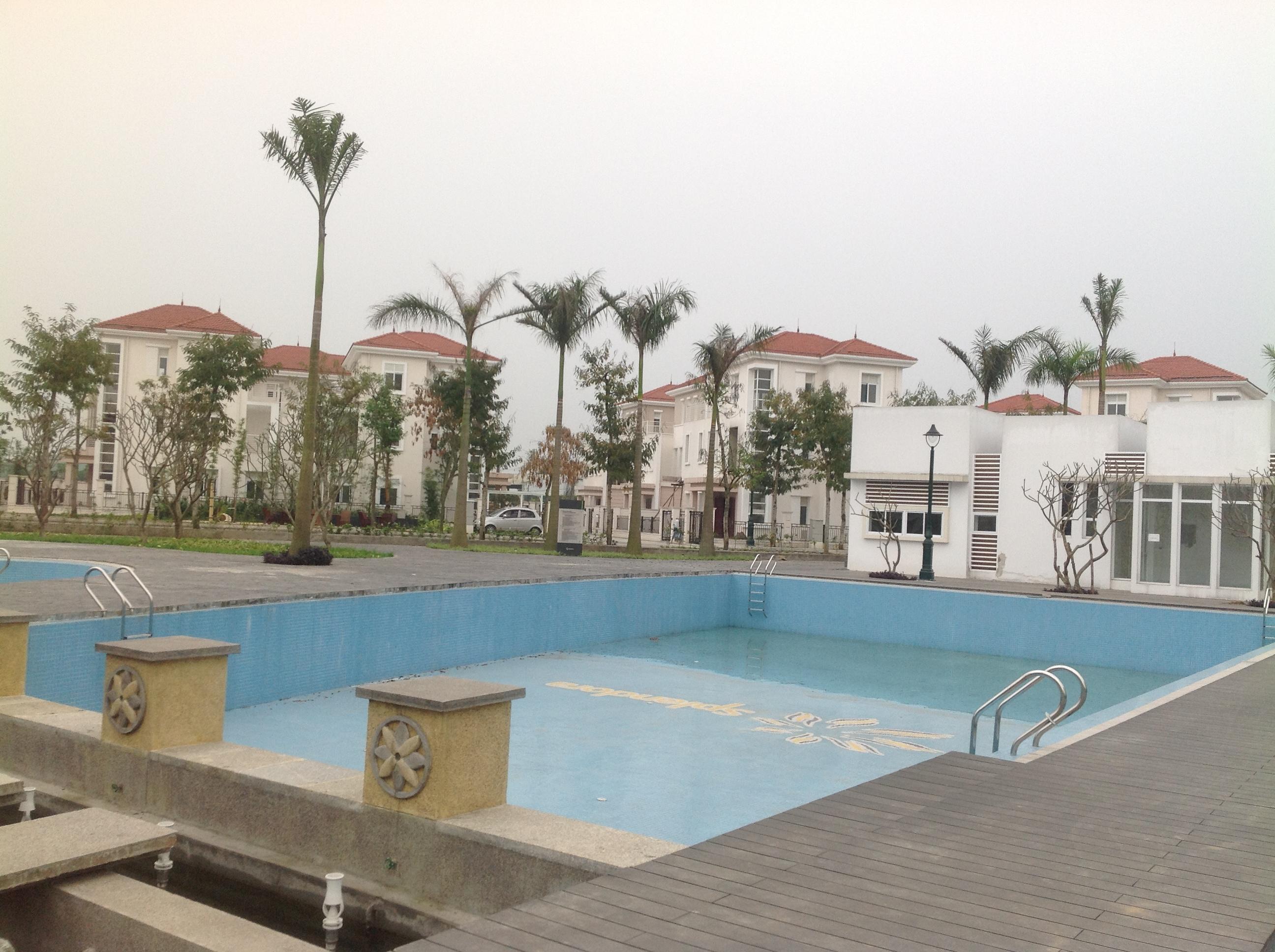 Cập nhật hình ảnh mới nhất 3 khu biệt thự 'tai tiếng' tại Hà Nội
