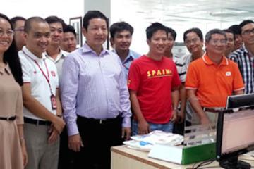 FPT chuẩn bị thành lập liên doanh thương mại điện tử với Nhật