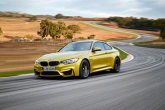 BMW báo giá M3 và M4 2015