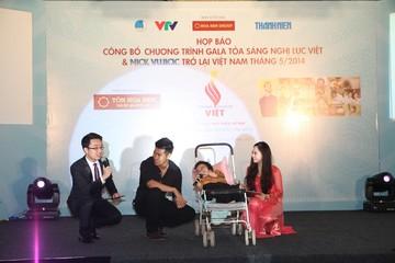 Ngày 21-24/5, Nick Vujicic sẽ quay trở lại Việt Nam