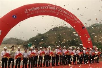 Bắt đầu thu phí 53 km cao tốc qua Lào Cai
