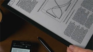 Sony tung máy đọc sách kỹ thuật số ra thị trường