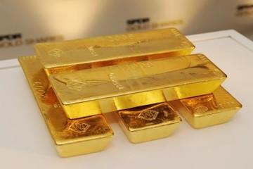 Giá vàng bật lên sau 5 phiên giảm liên tiếp