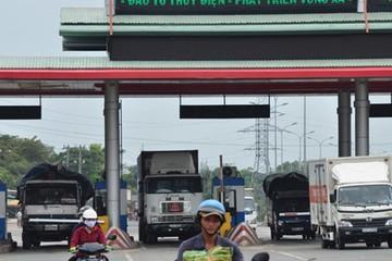 Mức thu phí Quốc lộ 1 đường tránh thành phố Biên Hòa