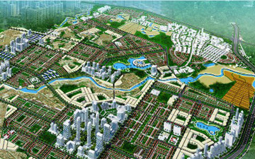 Quy hoạch mở rộng khu hành chính huyện Quốc Oai