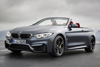 BMW M4 Convertible 2015 có giá từ 73.425 USD