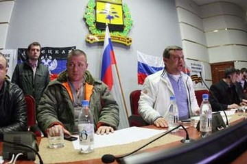 Ukraine: Donetsk tuyên bố thành lập nhà nước độc lập