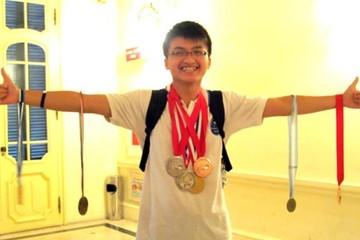 Nam sinh nhận học bổng 240.000 USD của MIT