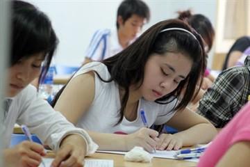 Đối tượng được tuyển thẳng, ưu tiên xét tuyển vào ĐH-CĐ năm 2014