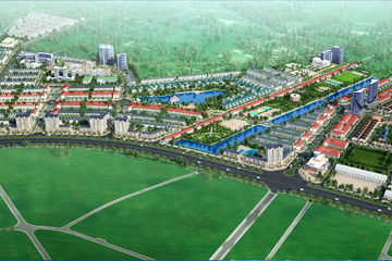Hà Nội duyệt quy hoạch chi tiết Khu đô thị Văn Minh