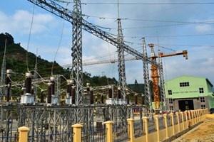 Chính thức đưa thủy điện Vĩnh Sơn 5 vào hoạt động
