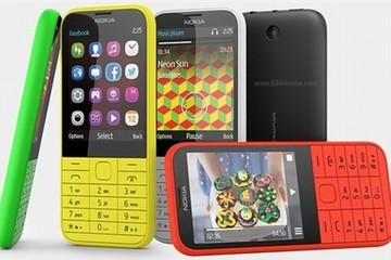 Nokia ra điện thoại lướt web giá chỉ 1 triệu đồng