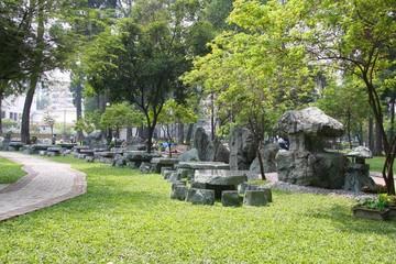 Không cho thuê đất công viên dưới mọi hình thức