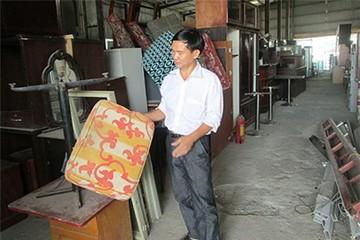 Kinh doanh đồ cũ 'lên ngôi' thời khó