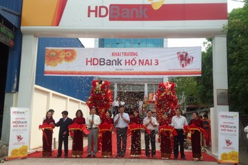 HDBank Hố Nai 3 chuyển trụ sở
