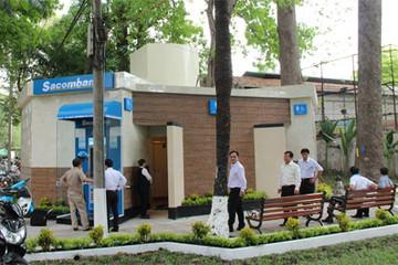 TP HCM: Thêm 4 nhà vệ sinh công cộng 4-5 sao đi vào hoạt động