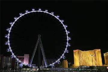 High roller, trải nghiệm mới ở Las Vegas