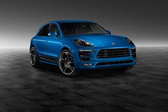 """Porsche Exclusive """"trang điểm"""" cho Porsche Macan S"""