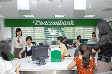 Vietcombank tuyển cán bộ làm việc tại Hội sở chính