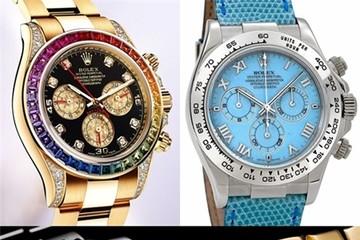 Xưởng sản xuất hào nhoáng của đồng hồ Rolex