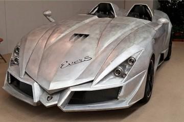 Mercedes SL500 Roadster biến hình kỳ cục