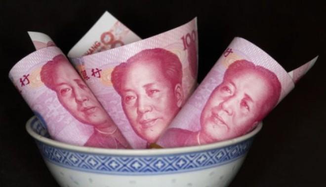 Lãi suất hoán đổi Trung Quốc giảm mạnh nhất 11 tháng