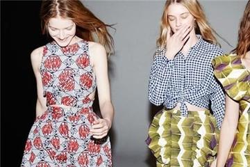 Chọn style hè từ lookbook của Zara, H&M và Free People