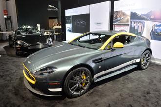 """Aston Martin giới thiệu V8 Vantage GT """"giá rẻ"""""""