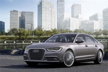 Audi sản xuất xe A6 hybrid sạc điện cho thị trường Trung Quốc