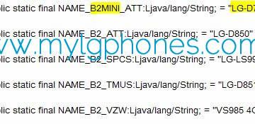 LG G3 mini sẽ có camera 8MP
