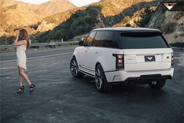 Vorsteiner Range Rover Veritas: Một vẻ đẹp vương giả