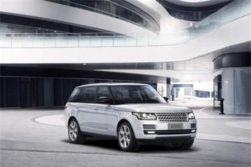 Range Rover Hybrid Long Wheelbase trình làng