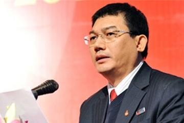 Ông Phạm Huy Hùng khóc chia tay VietinBank