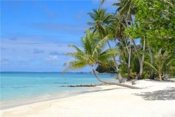 Những tuyệt cảnh 'biển xanh cát trắng' đẹp mỹ miều