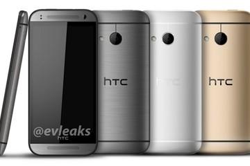 Xuất hiện hình ảnh HTC One mini 2 với 3 màu cực đẹp
