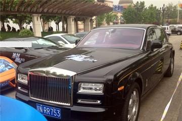 Siêu xe Trung Quốc hội tụ mừng phim ra mắt