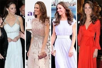 Công nương Kate Middleton  - Biểu tượng thời trang Anh