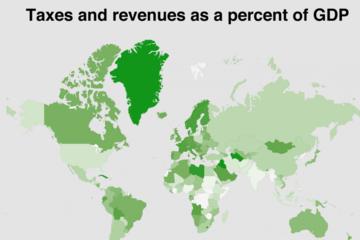 Cuba đứng đầu thế giới về mức đóng góp của thuế trong GDP