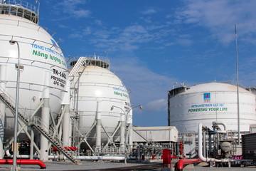 Sản lượng khí hóa lỏng 4 tháng đạt 251,3 nghìn tấn, tăng 9,4%