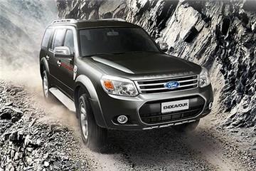 Ford tung Everest 2015 ra thị trường