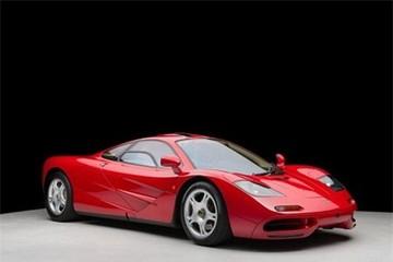 Hơn 200 tỷ đồng cho chiếc McLaren F1