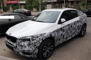 Lộ diện BMW X6 2015 trên đường thử