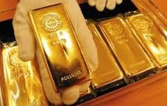 Giá vàng giảm phiên thứ ba liên tiếp do bình luận của ECB
