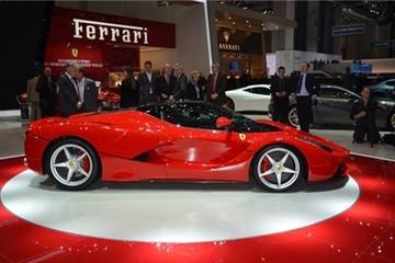 Ferrari LaFerrari có giá 1,4 triệu USD tại Mỹ