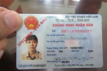 Có thể cấp thẻ căn cước công dân ngay khi khai sinh